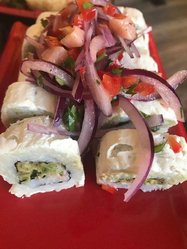 +Sushi Japanese Food