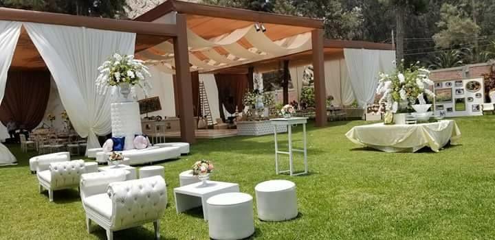 Arath - Mobiliario para eventos