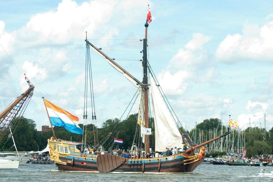 Statenjacht de Utrecht