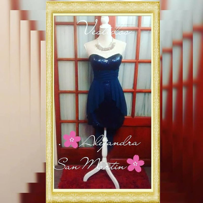 Vestidos Alejandra San Martín
