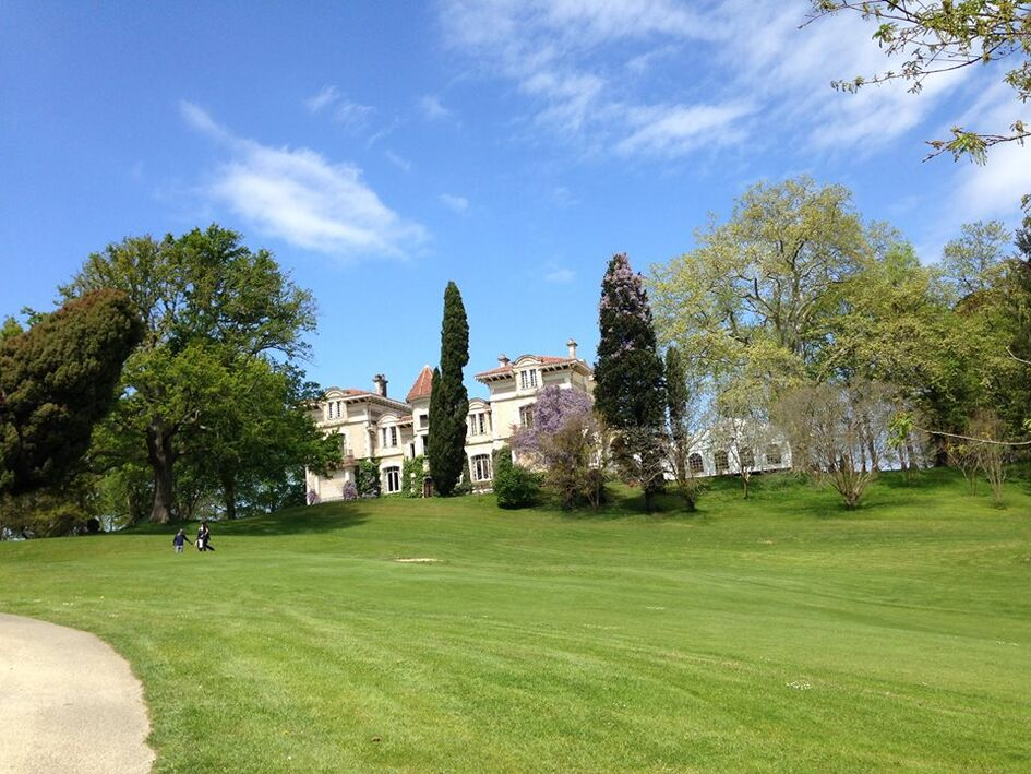 Club House du Golf d'Arcangues