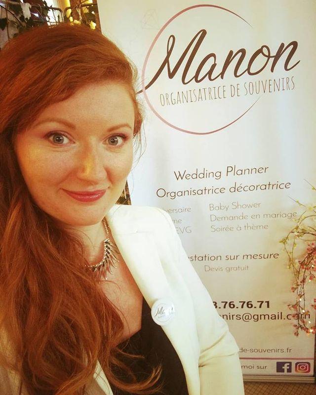 Manon, organisatrice de souvenirs