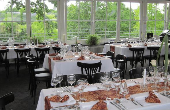 Beispiel: Räumlichkeiten, Foto: Restaurant Höhencafé Killesberg.