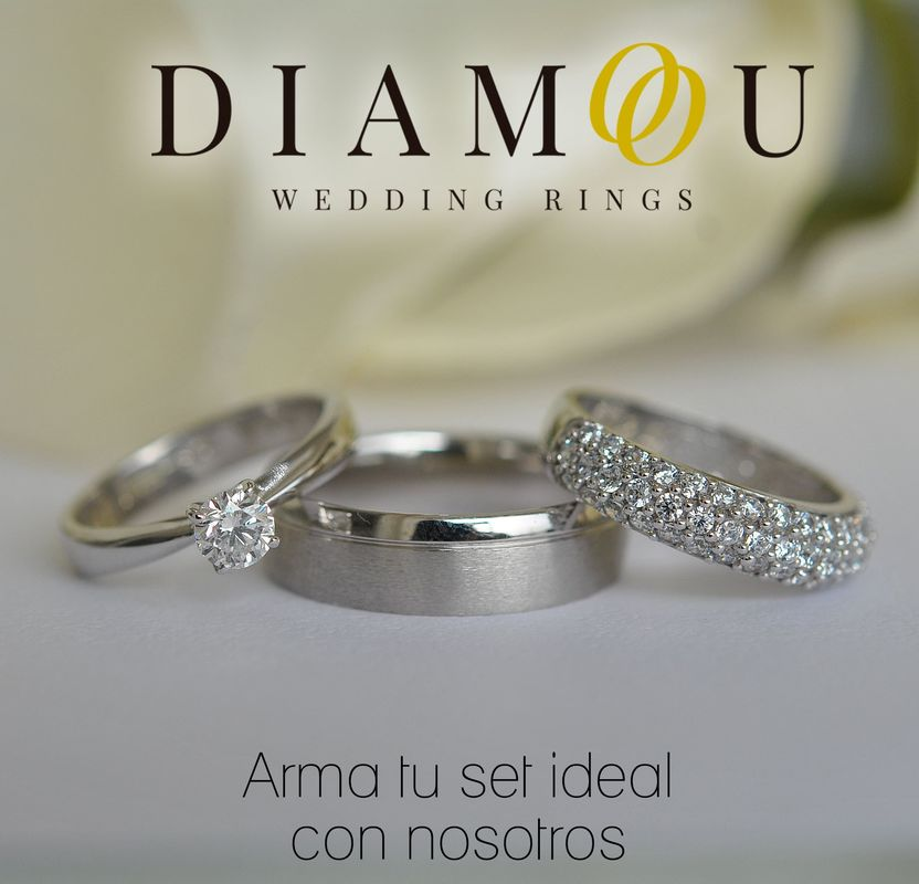 Diamou Wedding Rings