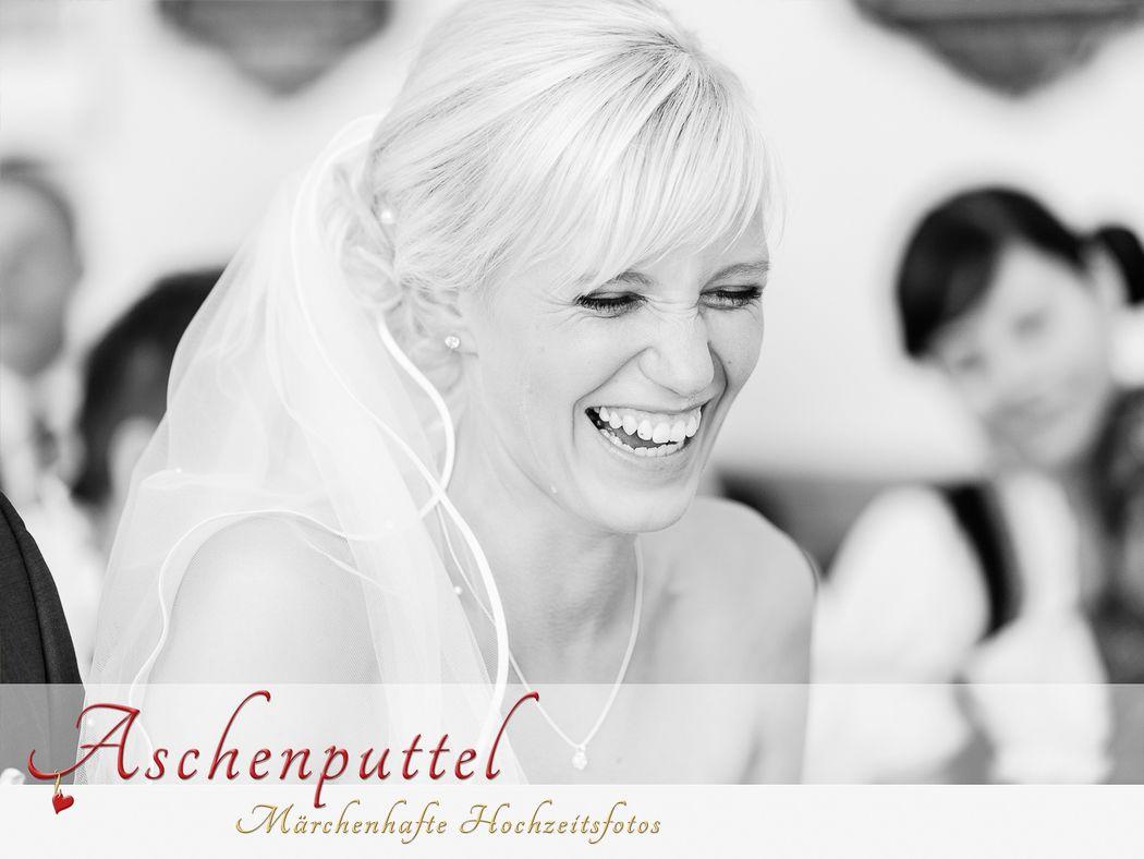 Aschenputtel - Märchenhafte Hochzeitsfotos