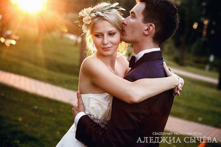 Свадебный организатор Аледжиа Сычёва