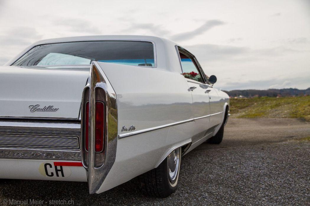 Cadillac Deville mieten Kiwi's Limousines Ltd.