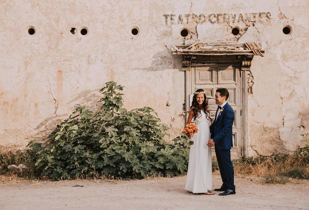 Ramoné fotografía y vídeo de bodas