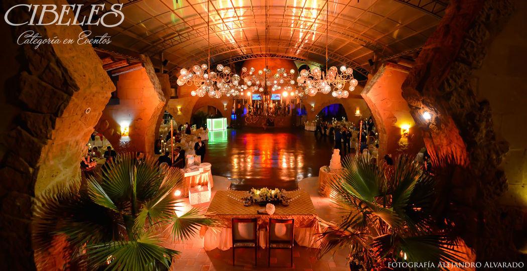 Centro de Convenciones y Eventos Sociales Cibeles