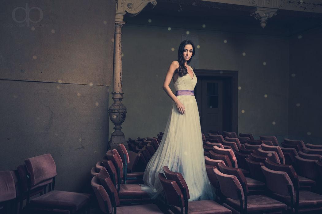 Modell Clara, Foto: David Pinzer