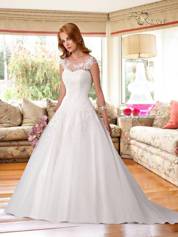 Vestido de noiva I - 4028