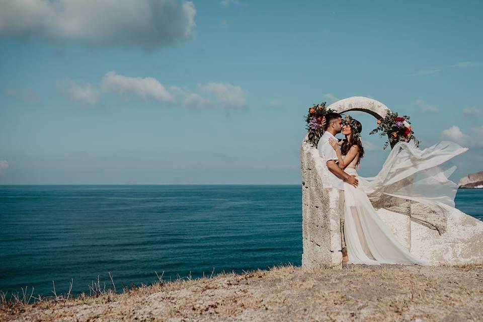 Heiraten auf Santorini - Wedding on Santorini