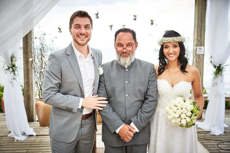 Celebrante de casamentos José Ferraz