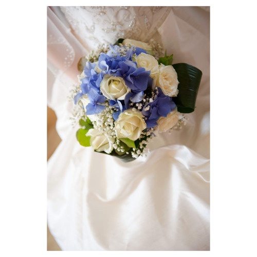 Bouquet de mariée - Magie de l'Ephémère