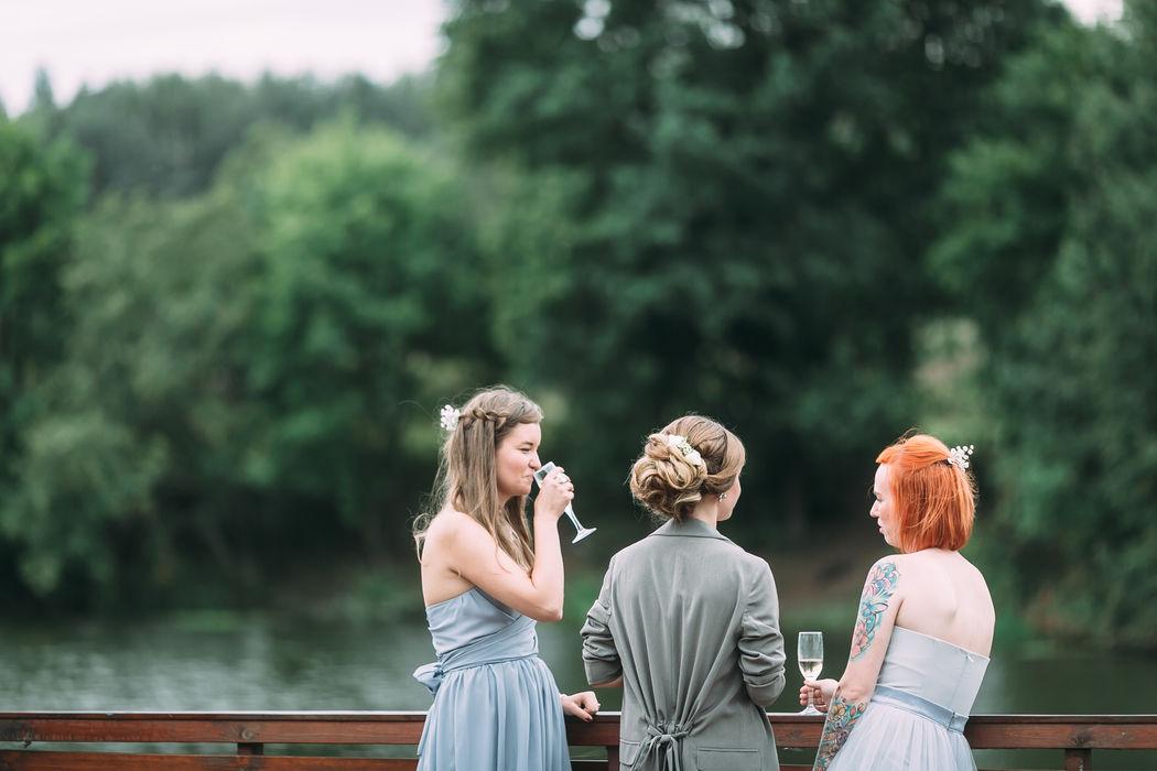 Bridesteam