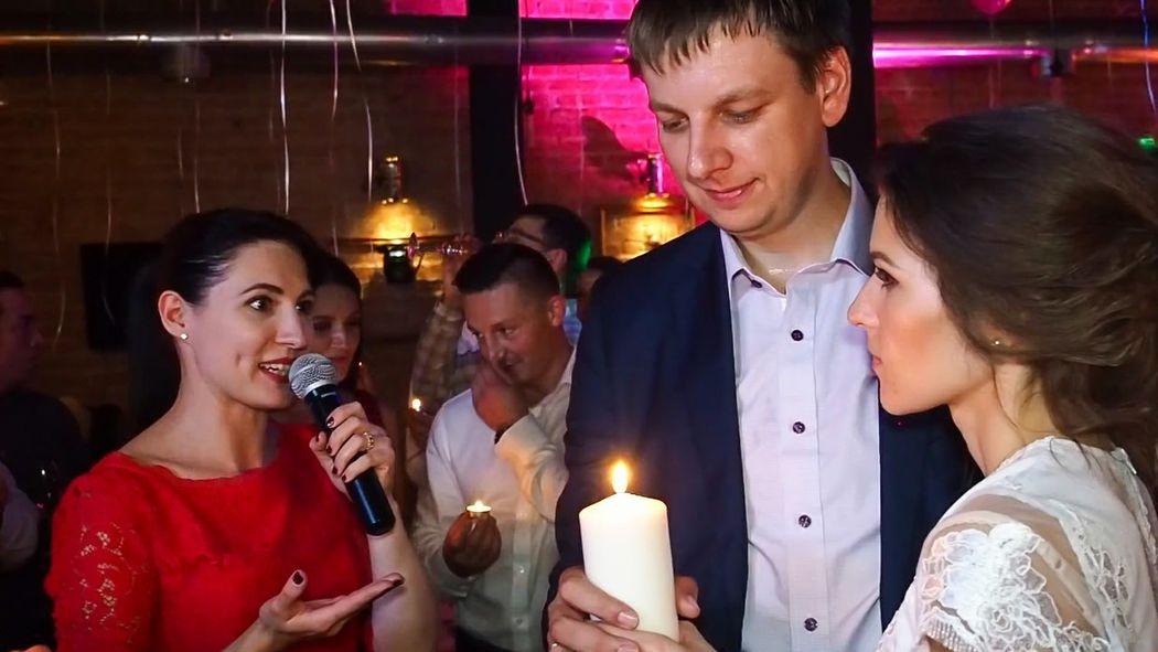 Ведущая Юлия Василенко Нежинская
