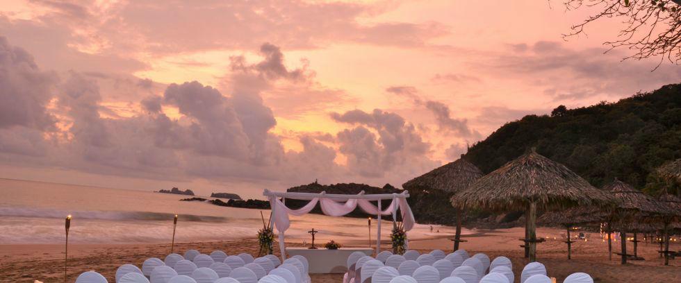 Hotel para bodas - Foto Las Brisas Ixtapa