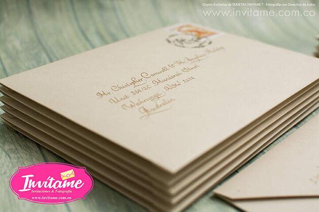 Invítame - Tarjetas Finas de Invitación Bucaramanga