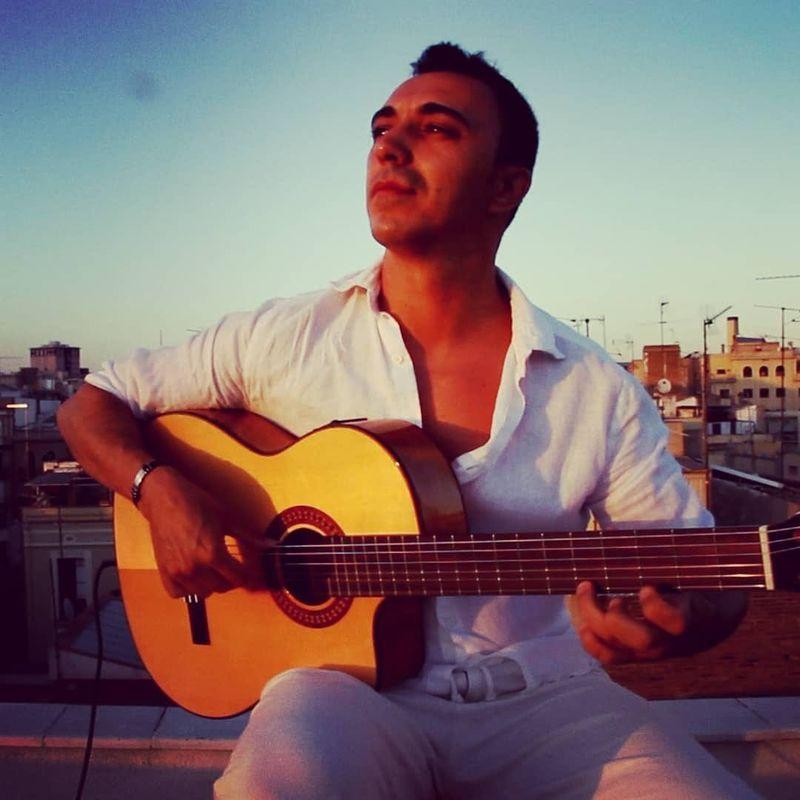 Miguel Moreno Guitarrista