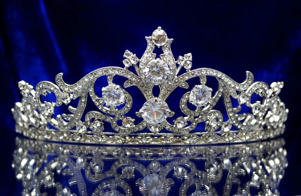 Diadème mariage Royale - Bijoux de mariage