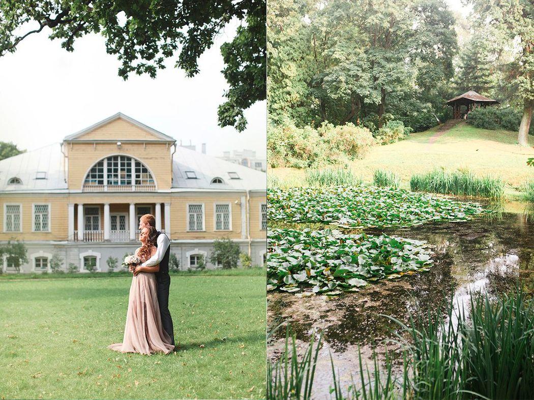 Ботанический сад Петра Великого