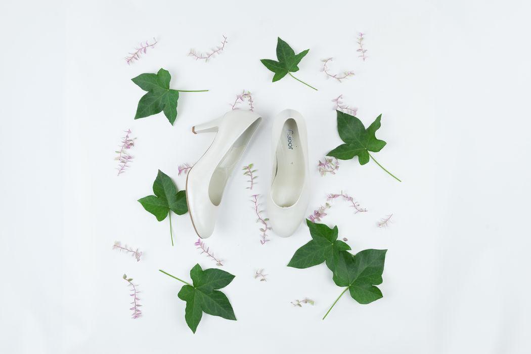 Chaussures de mariée - Escarpins  La Botte Chantilly