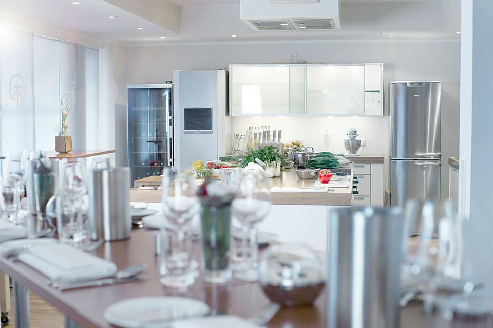 Beispiel: Küchenimpressionen, Foto: Schindlerhof.
