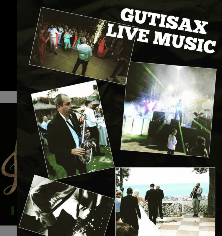 Gustisax Live Music