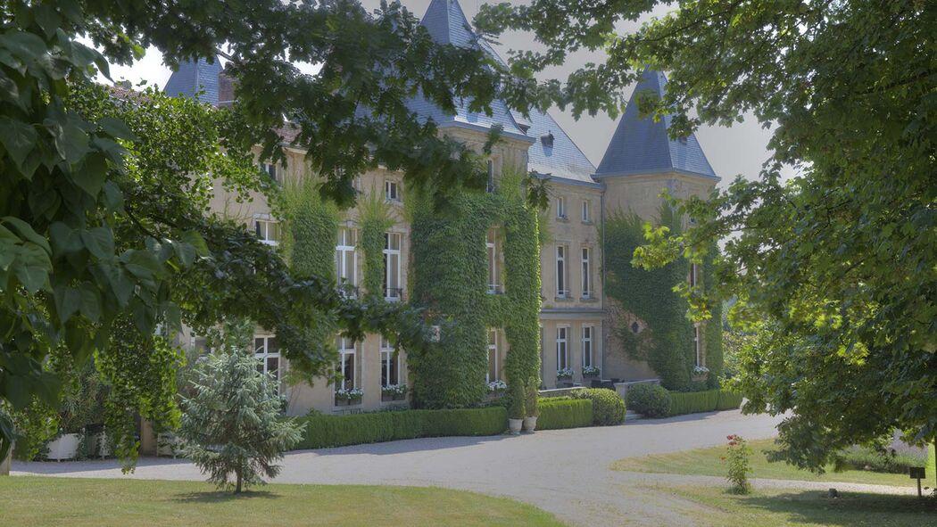 Le Château d'Adoménil****