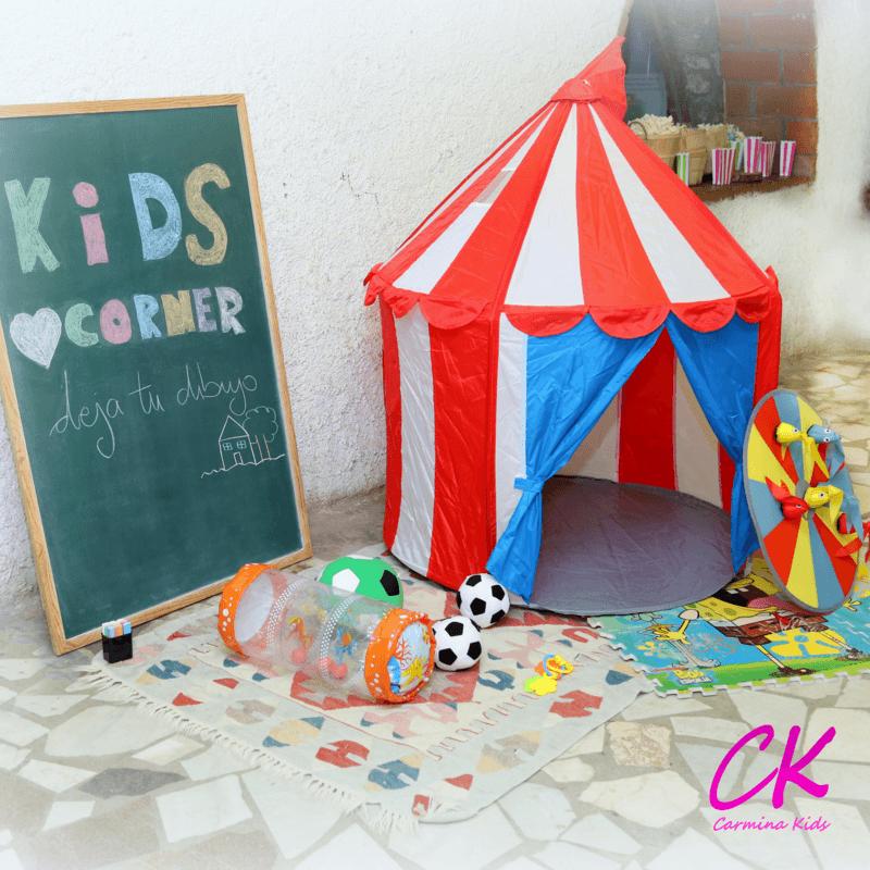 Carmina Kids – monitores y canguros para bodas
