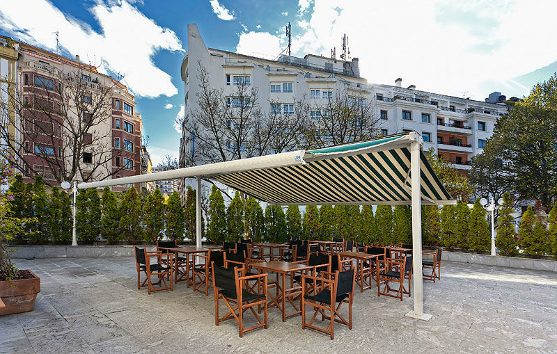 Exteriores Hotel San Sebastián