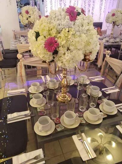 Banquetes Casa Cristal