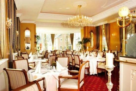 Het restaurant Johan Hendrik