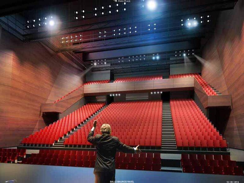 Palais des Congrès | Touquet-Paris-Plage