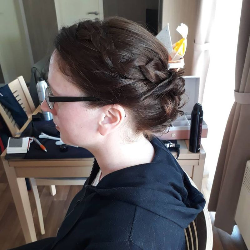 Emily Ma coiffeuse
