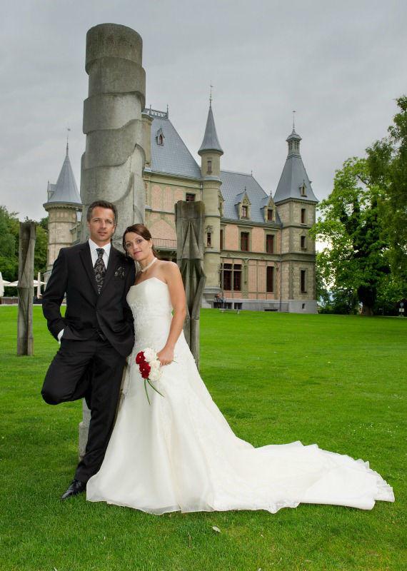 Beispiel: Feiern auch Sie Ihre Hochzeit in Thun, Foto: Schloss Schadau Thun.