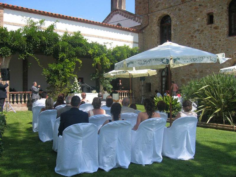 Ceremonia Jardín Masía