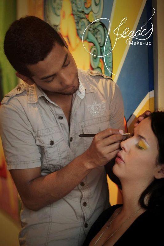 Isaac Make Up