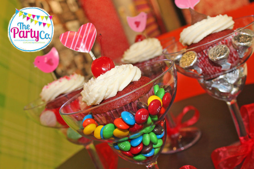 The Party Co - Dulces y Postres