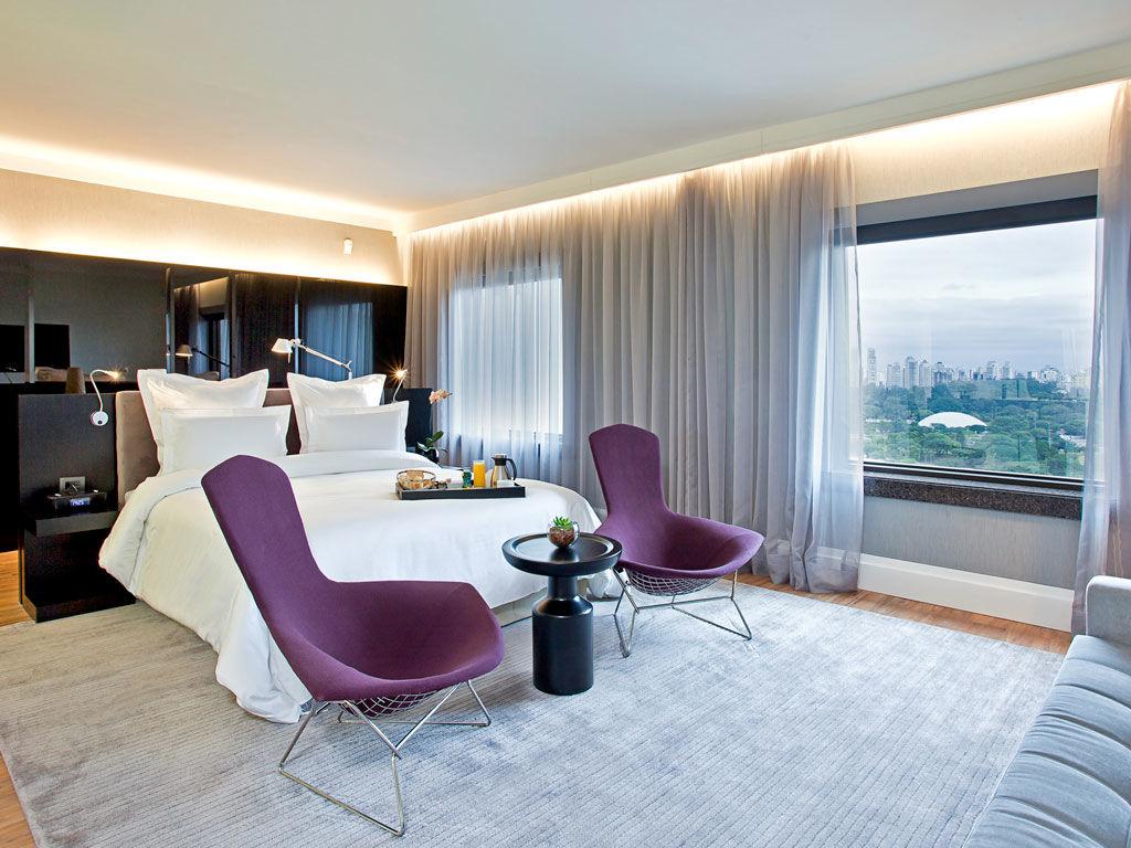 Hotel Pullman Ibirapuera | Suíte Executiva com vista para o Parque Ibirapuera - cortesia para eventos com mais de 100 convidados