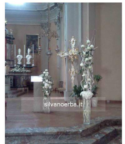 Silvano Erba Maestro d'Arte Floreale