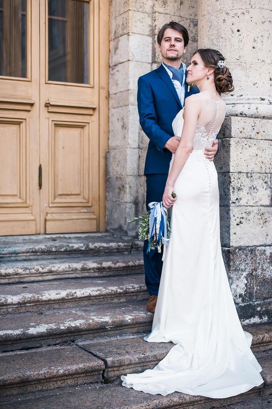Аристократическая свадьба Анны и Дмитрия