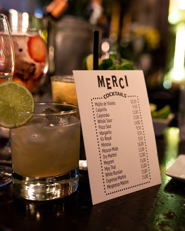 MeRci Restaurante