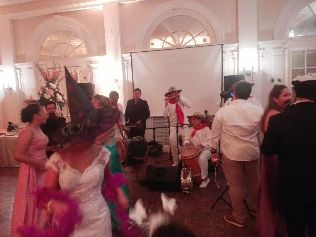 Ilusion latina orquesta
