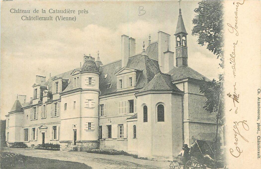Château de la Cataudière