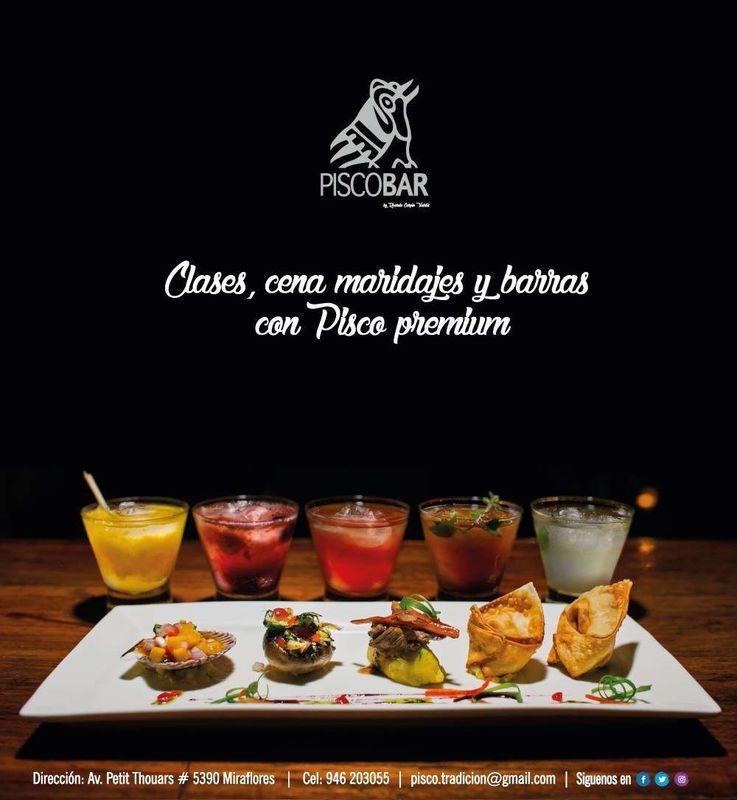 PiscoBar by Ricardo Carpio