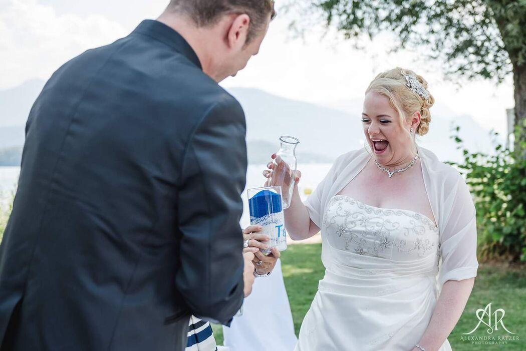 Zeremonien mit Herz - Nicole Hermann
