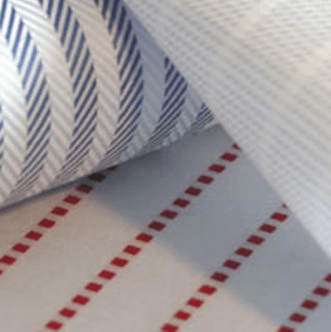 Beispiel: Verschiedene Stoffe, Foto: Thatsuits GmbH.