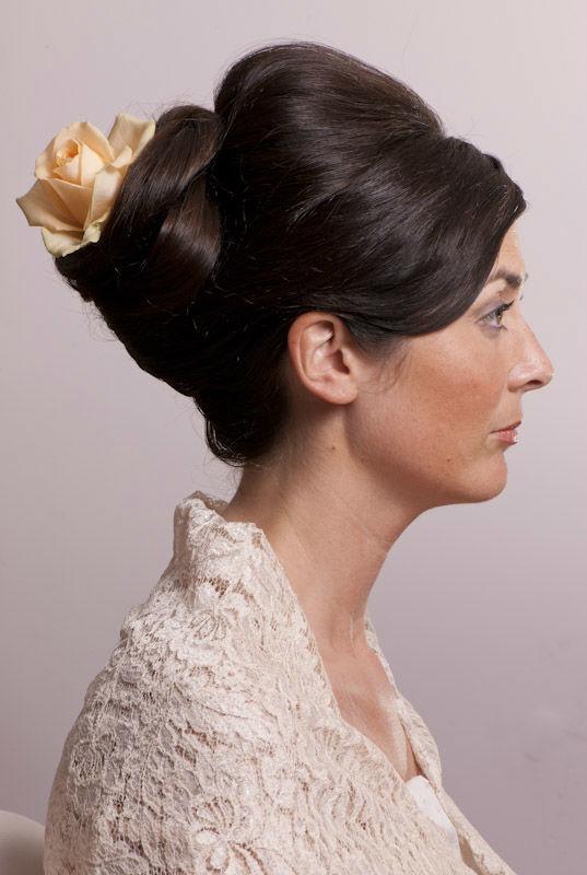 Hochzeitsstyling Hair & Make-up by Jestina Schamberger