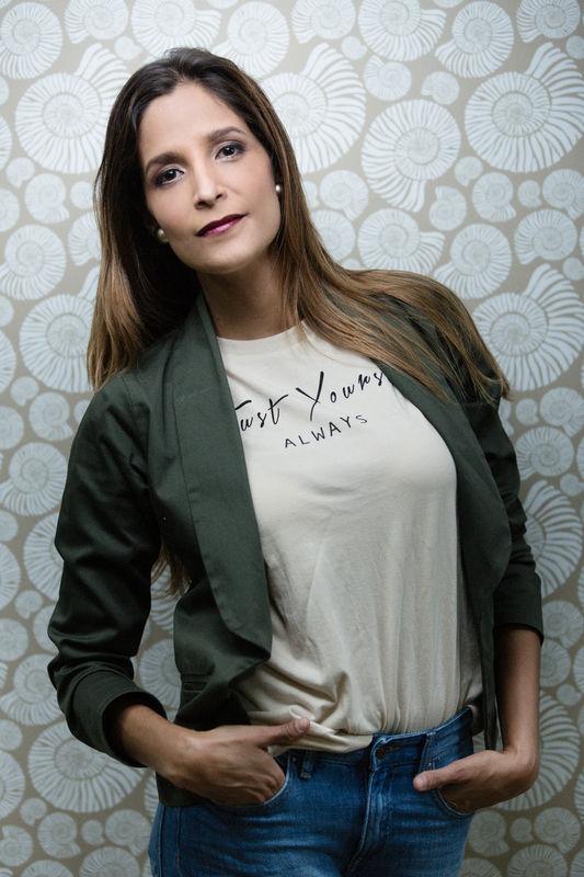 Diana Castillo Make Up